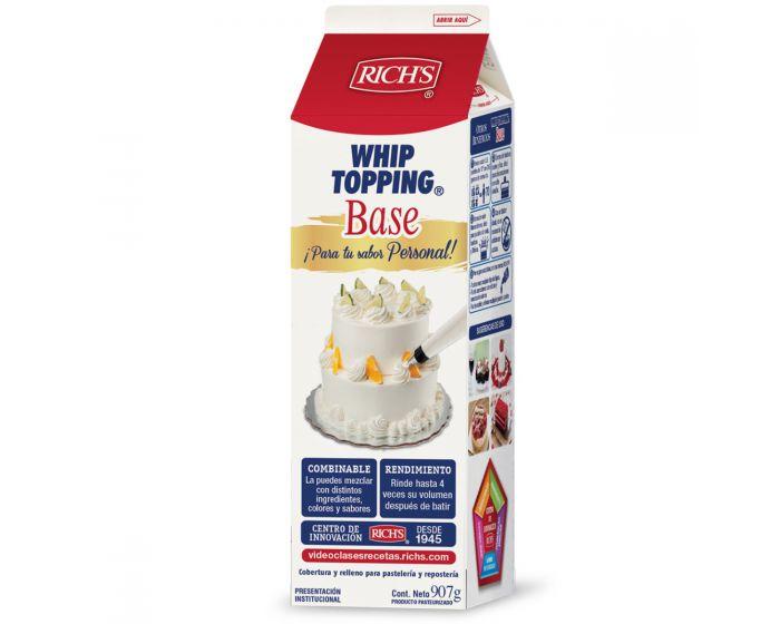 Crema Whip Topping Base®