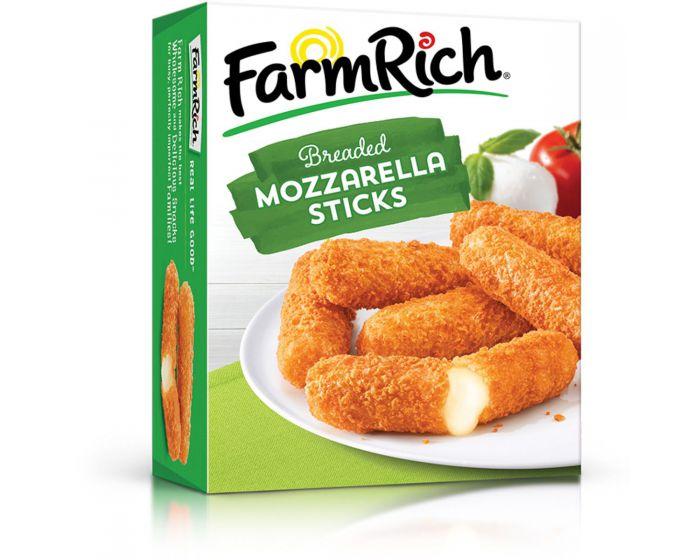 Dedos de Queso Mozzarella