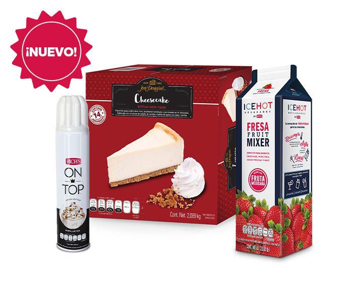 Paquete Dulces Delicias