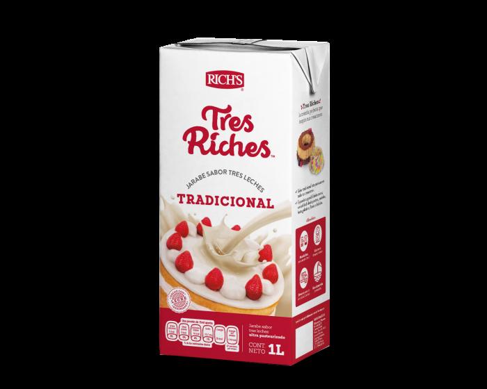 Jarabe Tres Riches® UHT
